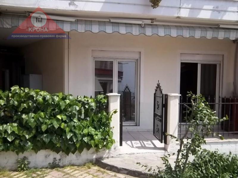 Квартира в халкидиках греция