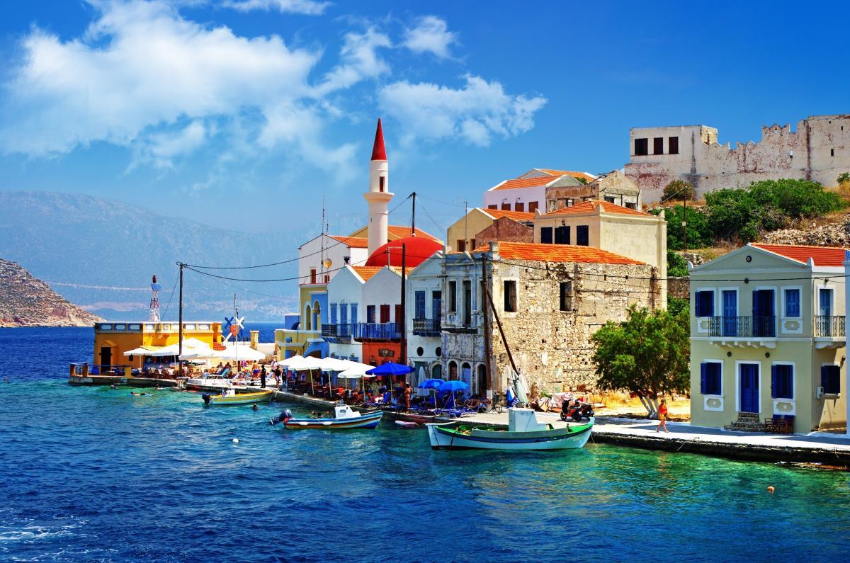 Квартиры посуточно греция